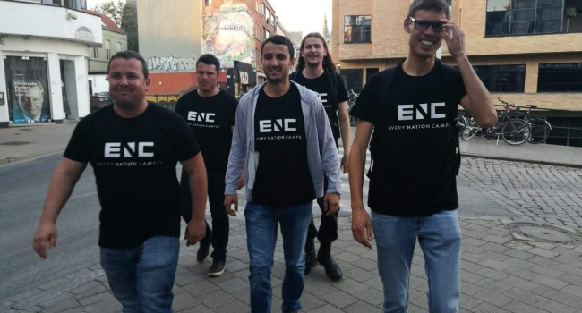 ENC gang spotted in Gent